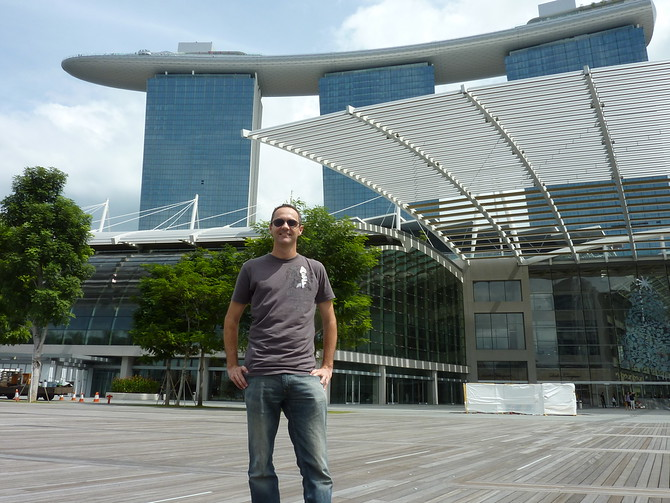 James at Marina Bay Sands